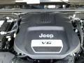 Jeep Wrangler Sahara 4x4 Black photo #26