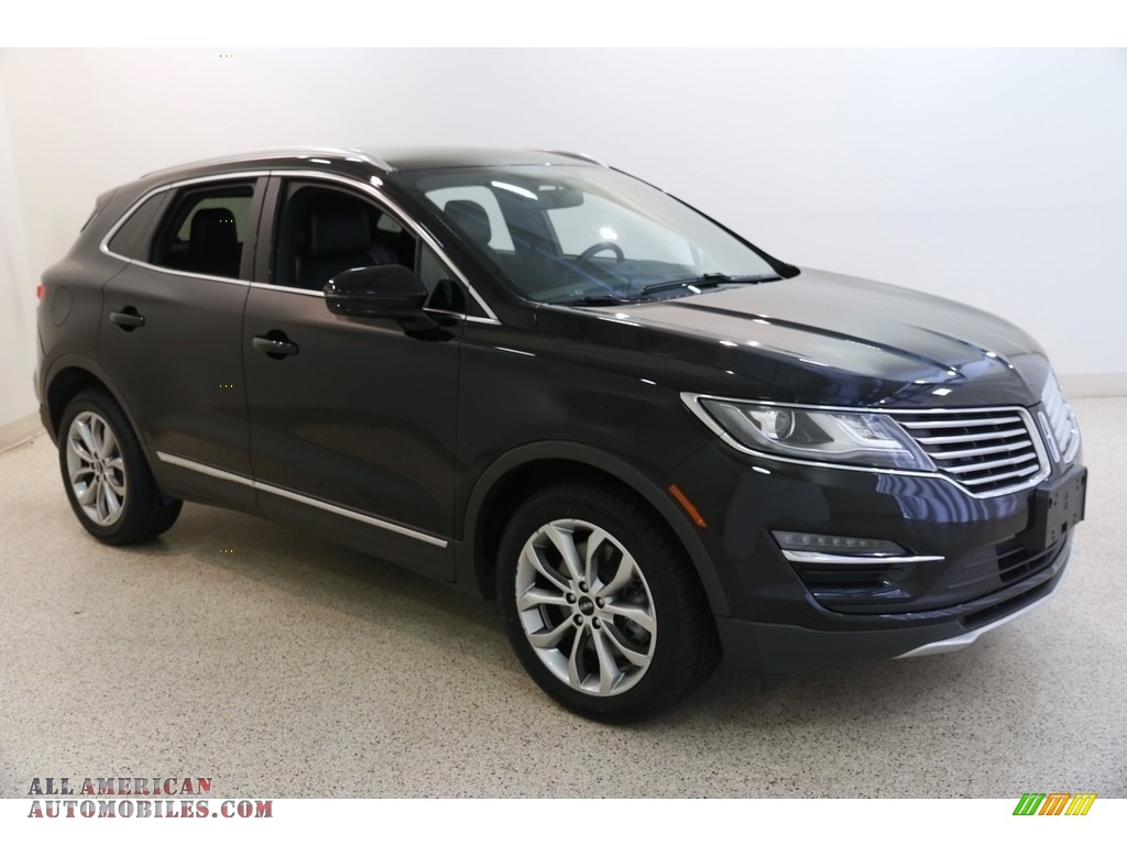 Black Velvet / Ebony Lincoln MKC Select AWD