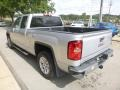 GMC Sierra 1500 SLE Double Cab 4x4 Quicksilver Metallic photo #7