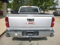 GMC Sierra 1500 SLE Double Cab 4x4 Quicksilver Metallic photo #8
