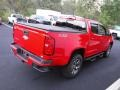 Chevrolet Colorado Z71 Crew Cab 4x4 Red Hot photo #10