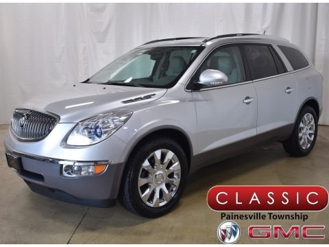 Quicksilver Metallic 2012 Buick Enclave AWD