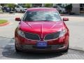 Lincoln MKS EcoBoost AWD Ruby Red photo #2