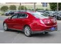 Lincoln MKS EcoBoost AWD Ruby Red photo #5