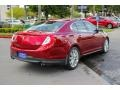 Lincoln MKS EcoBoost AWD Ruby Red photo #7