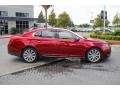 Lincoln MKS EcoBoost AWD Ruby Red photo #8