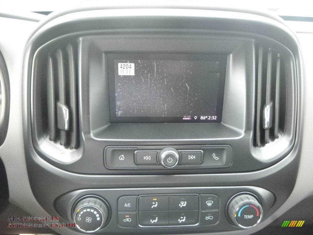 2020 Colorado WT Crew Cab 4x4 - Silver Ice Metallic / Ash Gray/Jet Black photo #17