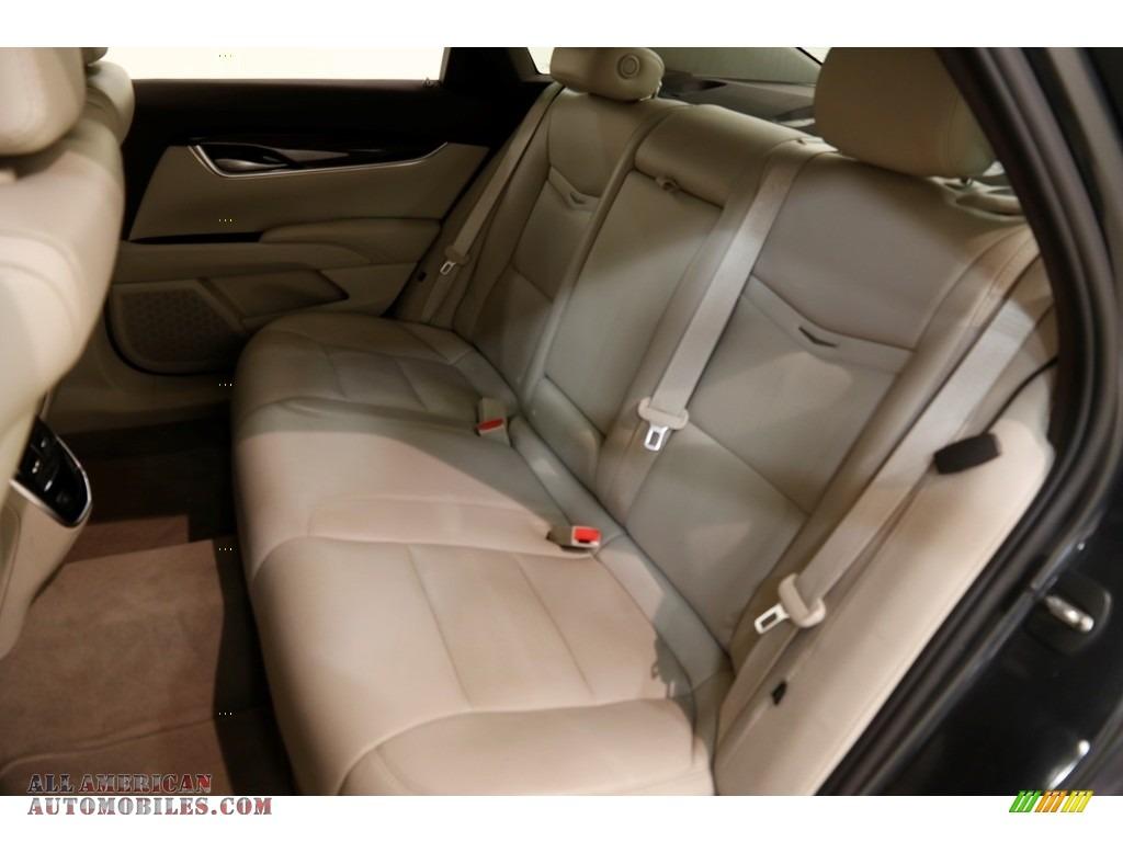 2013 XTS Luxury AWD - Graphite Metallic / Shale/Cocoa photo #18