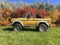 Ford Bronco Sport Wagon Yellow photo #4