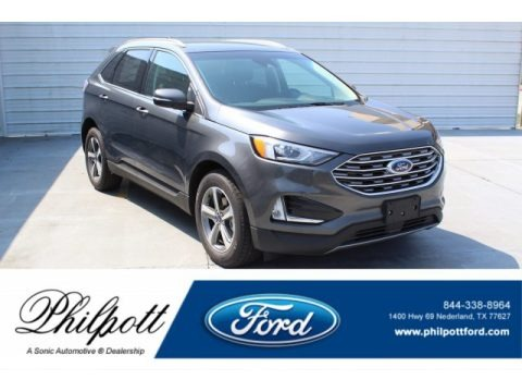 Magnetic 2019 Ford Edge SEL