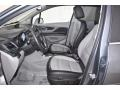Buick Encore Leather Satin Steel Gray Metallic photo #8