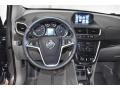 Buick Encore Leather Satin Steel Gray Metallic photo #13