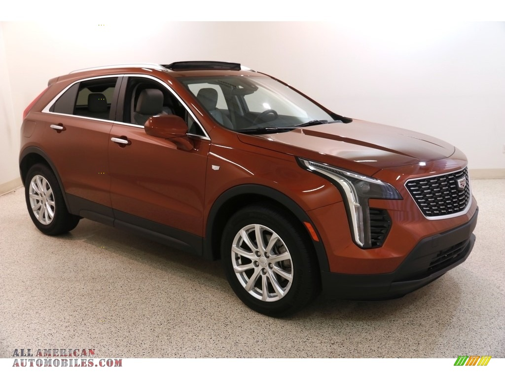 2019 XT4 Luxury AWD - Autumn Metallic / Light Platinum/Jet Black photo #1