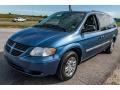 Dodge Grand Caravan SE Modern Blue Pearl photo #8