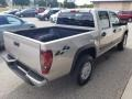 Chevrolet Colorado LT Crew Cab 4x4 Silver Birch Metallic photo #5
