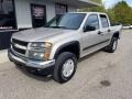 Chevrolet Colorado LT Crew Cab 4x4 Silver Birch Metallic photo #20