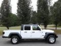 Jeep Gladiator Sport 4x4 Bright White photo #5