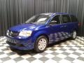 Dodge Grand Caravan SE Indigo Blue photo #2