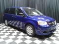 Dodge Grand Caravan SE Indigo Blue photo #4