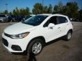 Chevrolet Trax LT Summit White photo #1