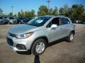 Chevrolet Trax LT Silver Ice Metallic photo #1