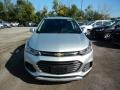 Chevrolet Trax LT Silver Ice Metallic photo #2