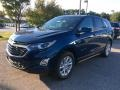 Chevrolet Equinox LT AWD Pacific Blue Metallic photo #5