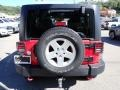 Jeep Wrangler Unlimited Sport 4x4 Firecracker Red photo #4