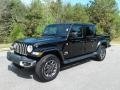 Jeep Gladiator Overland 4x4 Black photo #2