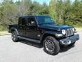 Jeep Gladiator Overland 4x4 Black photo #4