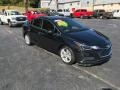 Chevrolet Cruze Premier Sedan Mosaic Black Metallic photo #4