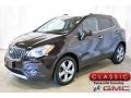 Buick Encore Convenience AWD Deep Espresso Brown Metallic photo #1