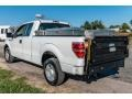 Ford F150 XL SuperCab Oxford White photo #6