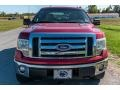 Ford F150 XL SuperCab 4x4 Red Candy Metallic photo #9