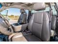 GMC Sierra 2500HD Work Truck Extended Cab 4x4 Summit White photo #18