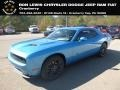 Dodge Challenger SXT AWD B5 Blue Pearl photo #1