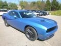 Dodge Challenger SXT AWD B5 Blue Pearl photo #7