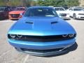 Dodge Challenger SXT AWD B5 Blue Pearl photo #8
