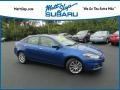 Dodge Dart Limited Blue Streak Pearl Coat photo #1