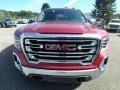 GMC Sierra 1500 SLT Crew Cab 4WD Red Quartz Tintcoat photo #2