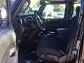 Jeep Wrangler Unlimited Sport 4x4 Black photo #11