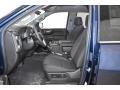 GMC Sierra 1500 SLE Double Cab 4WD Pacific Blue Metallic photo #6