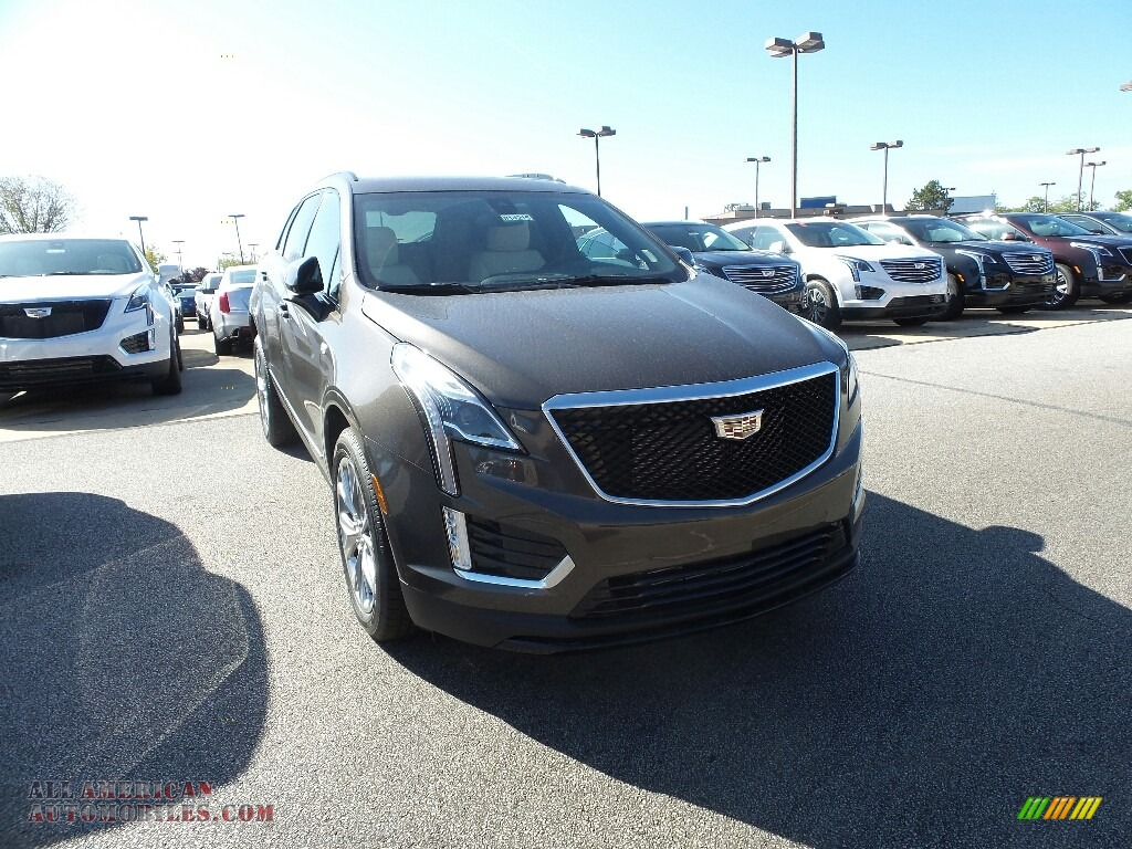 2020 XT5 Sport AWD - Dark Mocha Metallic / Cirrus photo #1