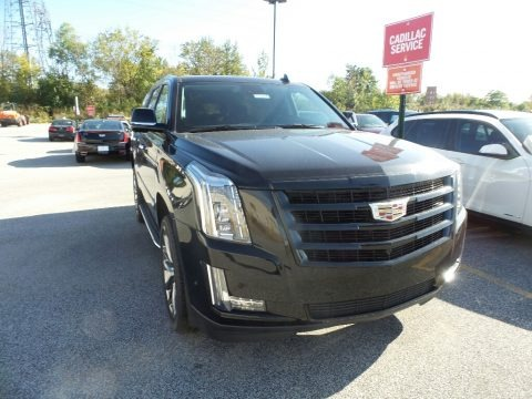 Black Raven 2020 Cadillac Escalade Luxury 4WD