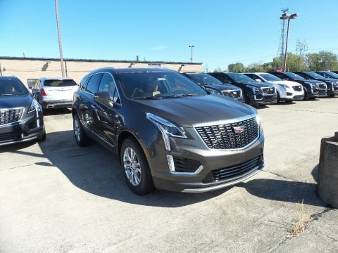 Dark Mocha Metallic 2020 Cadillac XT5 Premium Luxury AWD