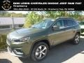 Jeep Cherokee Limited 4x4 Olive Green Pearl photo #1