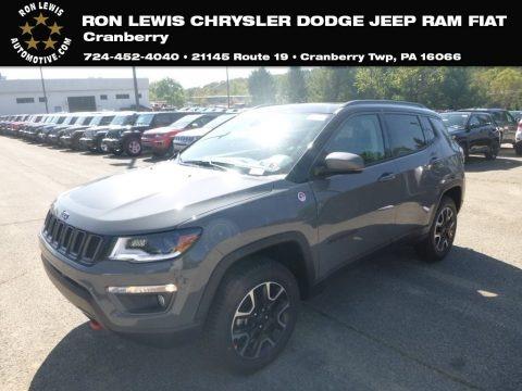 Sting-Gray 2020 Jeep Compass Trailhawk 4x4