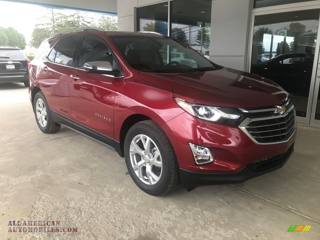 2020 Equinox Premier - Cajun Red Tintcoat / Jet Black photo #1