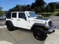 Jeep Wrangler Unlimited Freedom Edition 4x4 Bright White photo #6