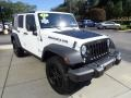Jeep Wrangler Unlimited Freedom Edition 4x4 Bright White photo #7